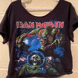 Iron Maiden teeshirt